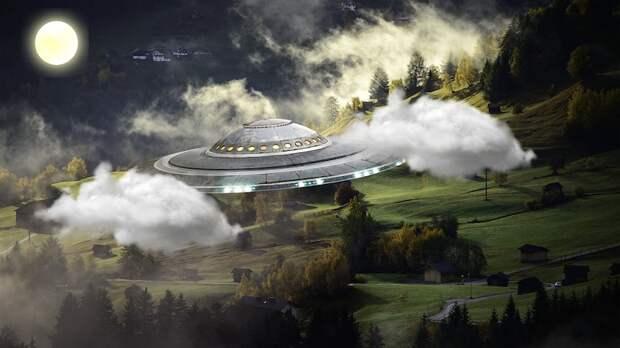 Спецслужбы США расскажут конгрессу правду об НЛО