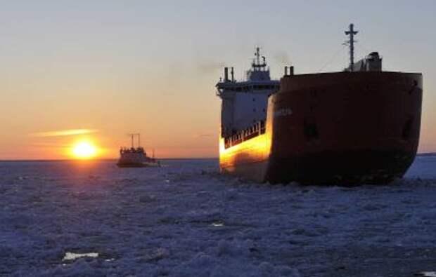Грузооборот по Севморпути в 2020 году вырос почти до 33 млн тонн