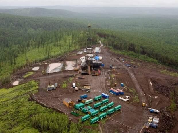 Эргинское нефть