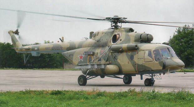 На Украине рассказали о «перехвате» у России заказа на ремонт вертолетов для Афганистана