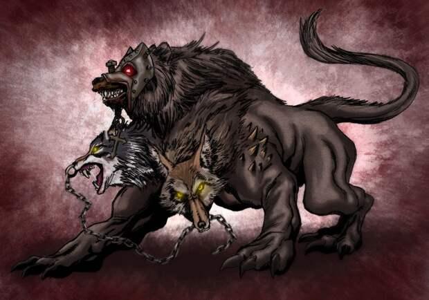 Страшные монстры из мифологии разных стран
