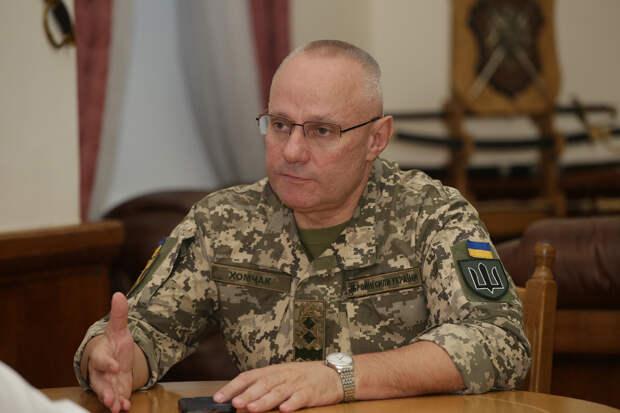 Главком Украины поведал о подготовке ВСУ к штурму городов