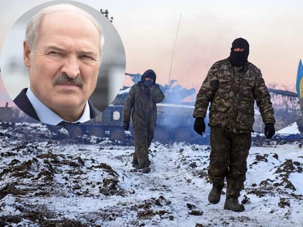 Политолог рассказал, как Лукашенко отреагирует на атаку ВСУ в Донбассе