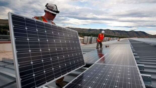 Созданный в Германии «молекулярный клей» увеличил эффективность солнечных батарей