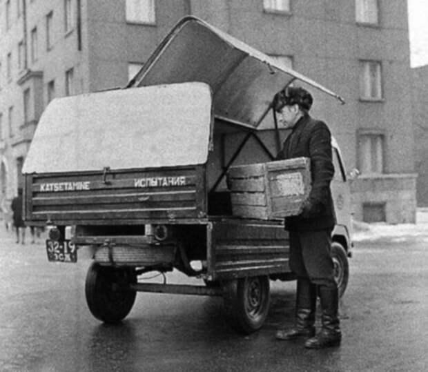 Народное хозяйство в СССР испытывало недостаток грузовых автомобилей / Фото: foto-history.livejournal.com