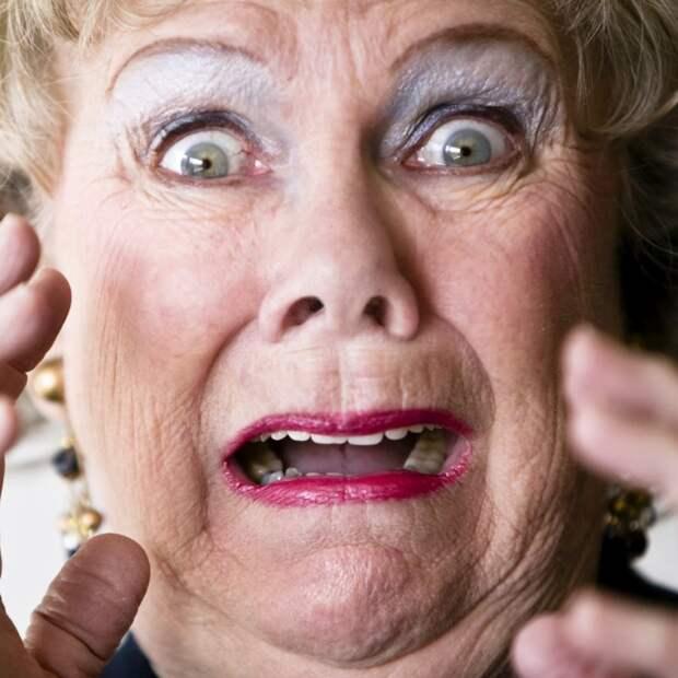 Психоз: пожилая украинка прыгнула вколодец внадежде скрыться отПутина (ФОТО)