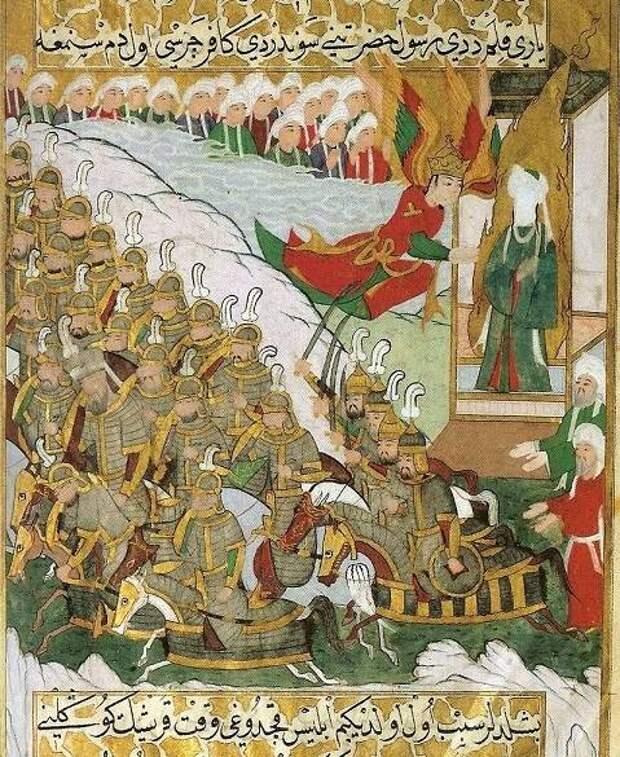 Зульфикар. Меч пророка на Кавказе