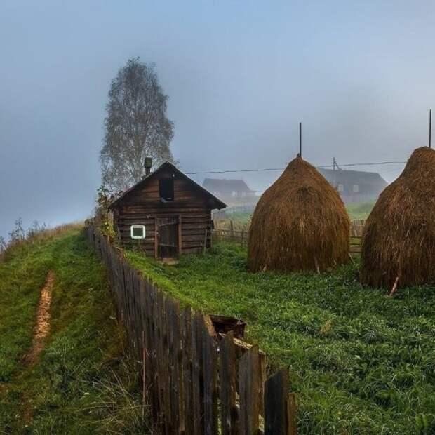 Добрые деревенские кадры, которые вызывают дикую ностальгию