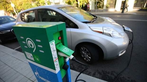 Эксперт спрогнозировал увеличение доли продаж электрокаров в России - «Авто»