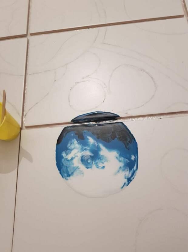 без бюджета ремонт в ванной комнате