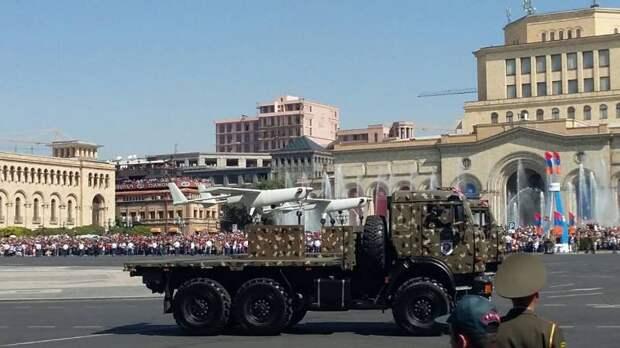 Азербайджан и Армения: беспилотное противостояние