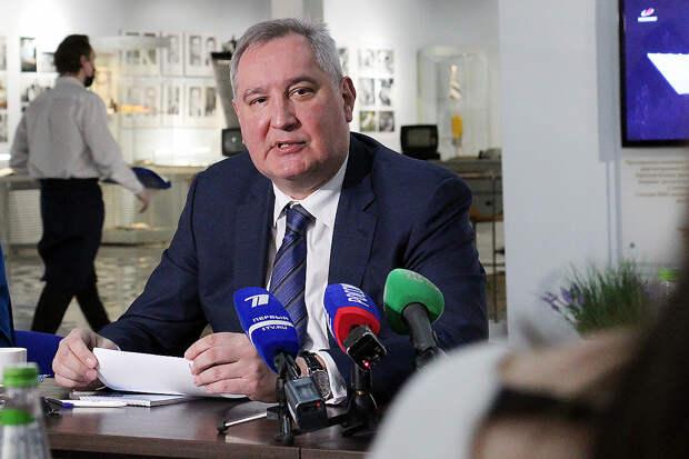 Рогозин сравнил затраты на МКС с расходами на новую станцию