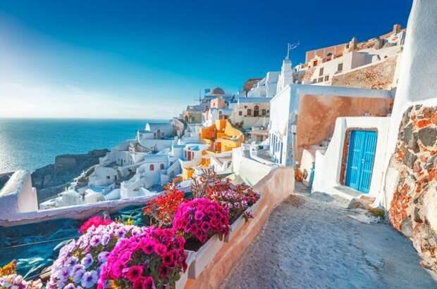 Греция предложила РФ организовать новые авиарейсы между странами