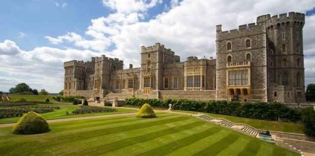 11 роскошных резиденций, которые принадлежат британской королевской семье
