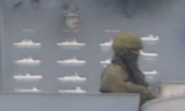 """На снимках российских фрегатов нашли """"зарубки"""", обозначающие """"уничтоженные"""" корабли НАТО"""