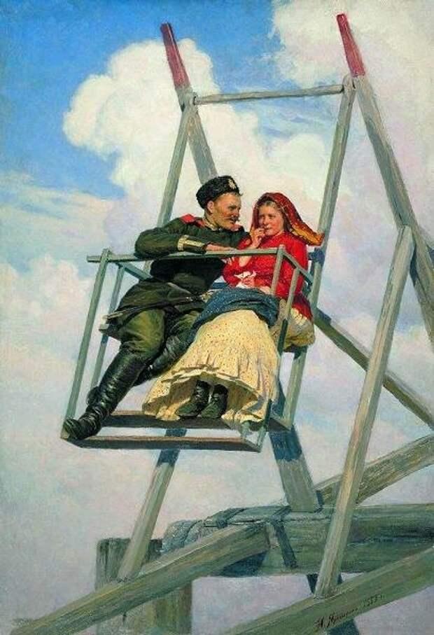 Антипасха и Красная горка: где играют счастливые свадьбы