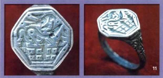 древнерусские ювелрные украшения