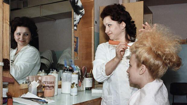 Лак для волос - история появления