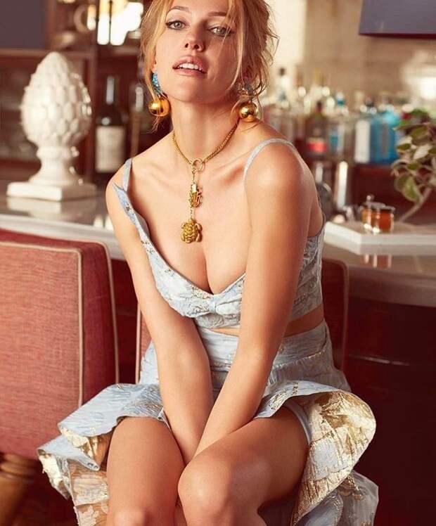 Мерьем Узерли из «Великолепного века» снялась в пикантной фотосессии. Такой ты ее еще не видел...