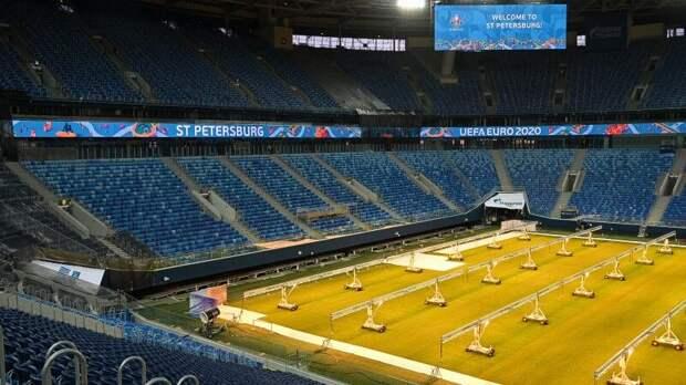 Сборные Польши, Швеции и Словакии проведут матчи Евро-2020 в Петербурге