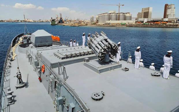 Строительство пункта ВМФ РФ продолжится в Красном море