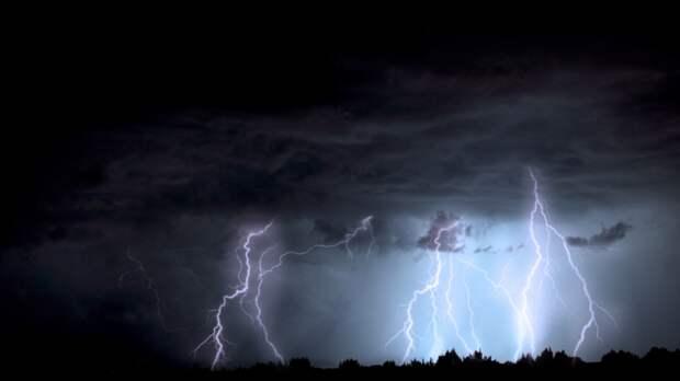 Шторм и грозы ожидаются в Челябинской области