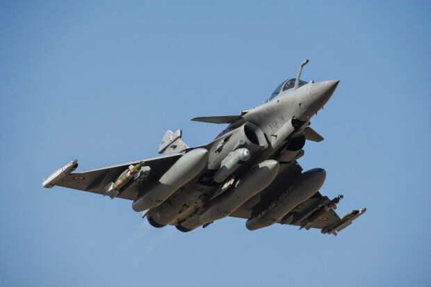 Французские Rafale будут сбиты на подлёте, если попытаются нанести удары по Донбассу
