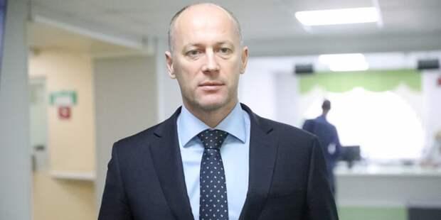 Фисенко стал первым заместителем Мурашко