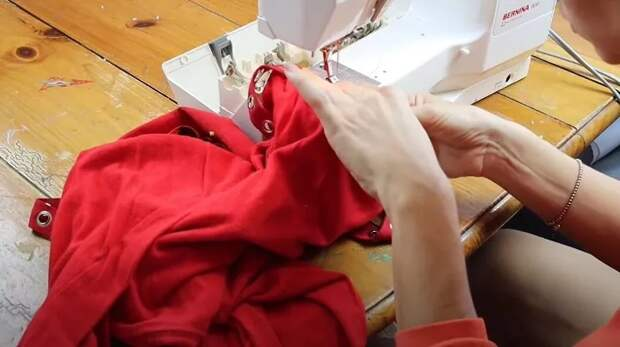 Платье на шнуровке Diy