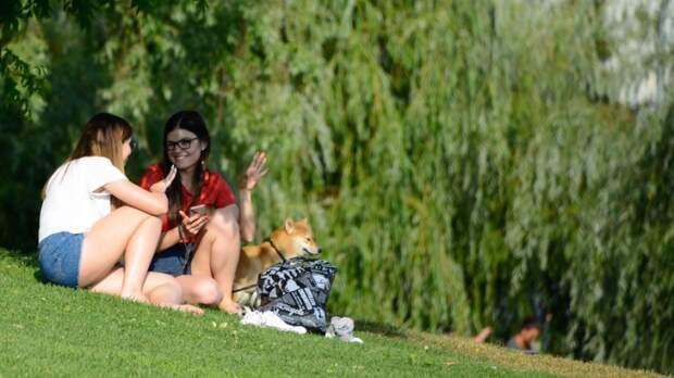 Метеорологическое лето придет в Москву в ближайшие дни