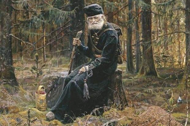 авель, монах, предсказание, россия, авель предсказал, предсказать