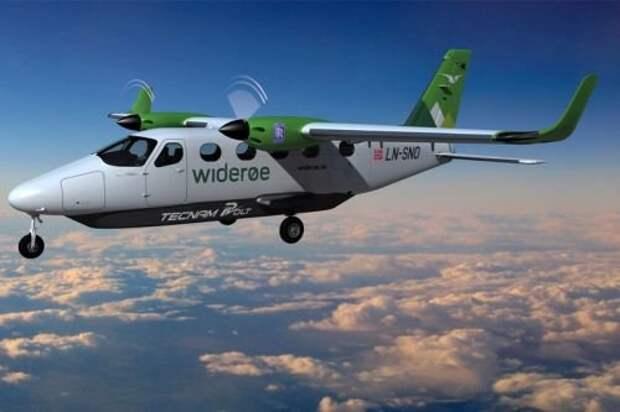 Авиакомпания Widerøe делает ставку на электросамолеты