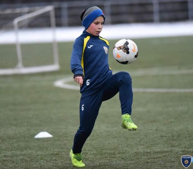 Футбольный клуб «Строгино» начинает набор молодых талантов