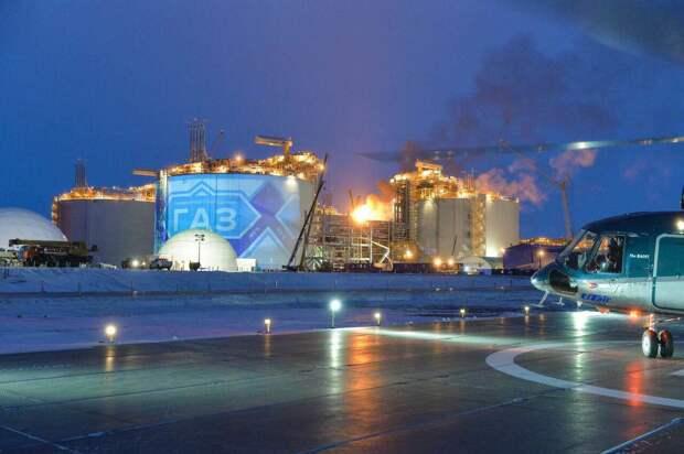 Продажа газа Эмиратам, не такой уж глубокий кризис и отзыв рейтинга