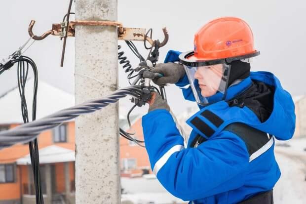 Нарушение электроснабжения в Ивановской области. Уточненная информация