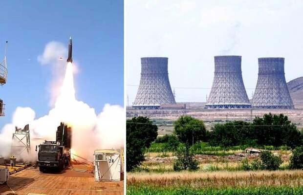 За удар по азербайджанской ГЭС Ереван может поплатиться своей атомной станцией