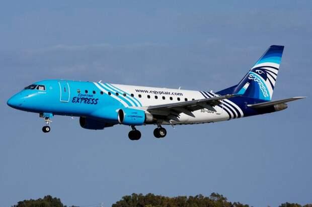 EgyptAir запускает рейсы между Москвой и курортами Египта