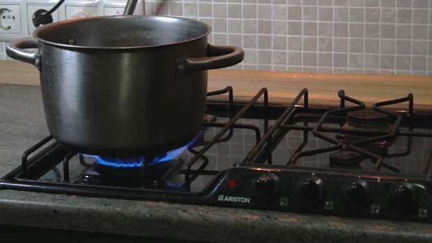 Специалист Минко напомнил о запретах при эксплуатации газовых плит