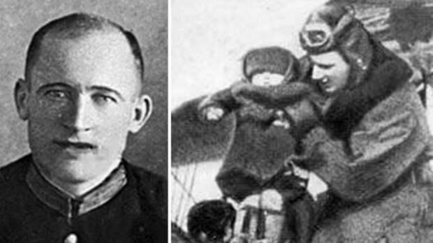 Александр Мамкин - пилот перевозивший детей