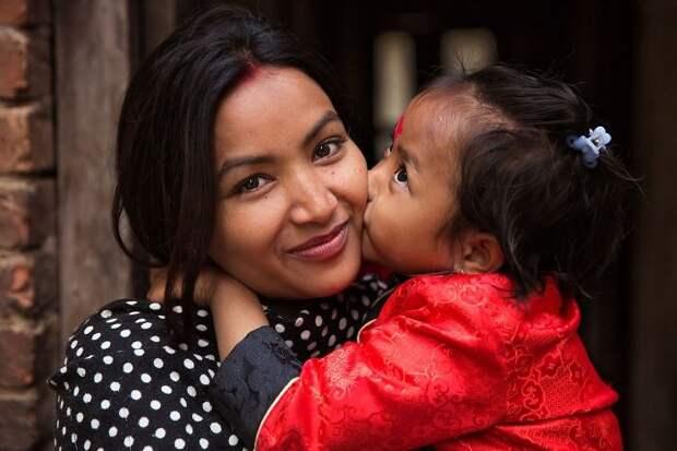 Сердце мамы: красота материнства наснимках Михаэлы Норок