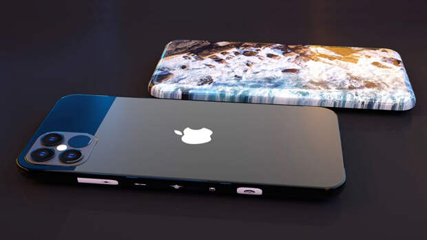 Смартфон iPhone 13 показали на рендерных изображениях