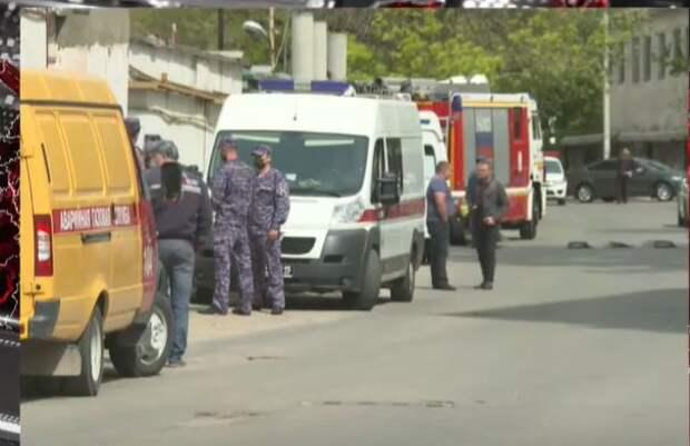 Из Таврического колледжа в Симферополе эвакуировали 185 студентов и 32 сотрудника из-за письма о минировании здания