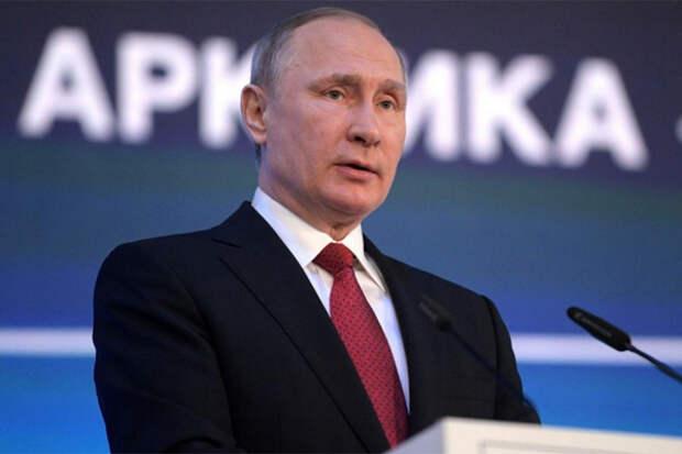 Putin_Arctica