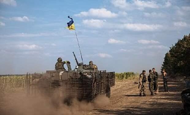В сторону Иловайска двинулись штурмовые группы АТО - Семенченко