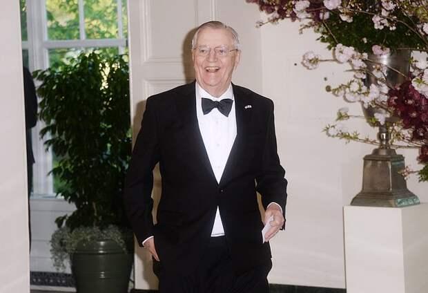 Умер Уолтер Мондейл, бывший вице-президент США