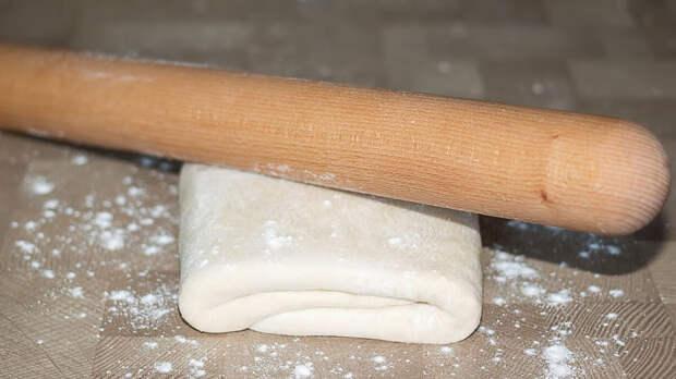 Как быстро приготовить слоеное тесто. Показываю простой рецепт 336 слоев