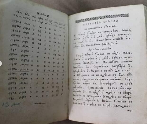 Жительница Белореченска подарила музею псалтырь старообрядцев