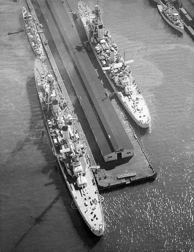 Боевые корабли. Крейсера. Картонный компромисс в стиле парадокса