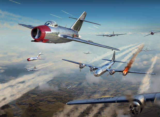 «Чёрный четверг» ВВС США