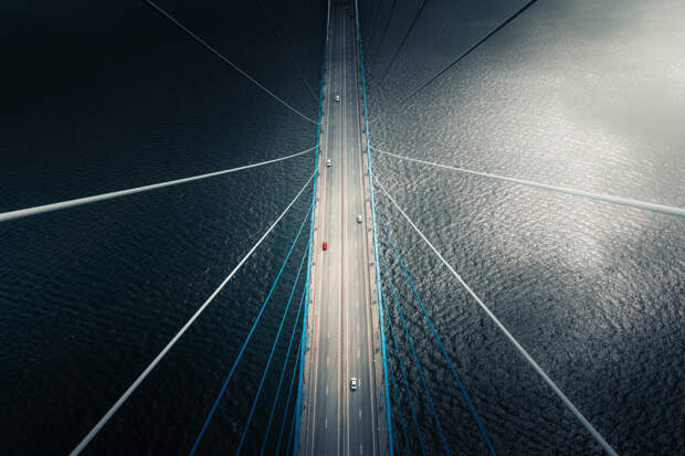 Russky Bridge by Vitaly Tyuk on 500px.com